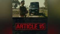 Article 15 Box Office First Day Collection: Ayushmann Khurrana | Anubhav Sinha | FilmiBeat