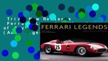 Trial New Releases  Ferrari Legends: Classics of Style and Design (Auto Legends) by Michael