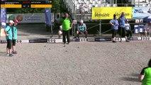 Championnat de France à Pétanque Doublette Mixte Limoges 2019 (2)