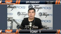 College Football Picks Sports Pick Info Ohio St and Michigan with Tony T and Chip Chirimbes 11/30/2019