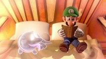Luigi's Mansion 3 - Bande annonce du cauchemar de Luigi