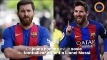 Le sosie Lionel Messi accusé d'agression sur une femme