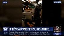 Les passagers d'un Intercités Paris-Clermont sont restés bloqués toute une nuit dans le train sans eau ni climatisation