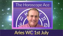 Aries Weekly Astrology Horoscope 1st July 2019