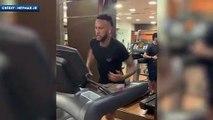 Neymar de retour à l'entraînement