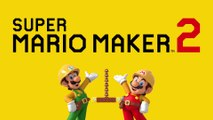 Super Mario Maker 2 - Bande-annonce d'aperçu