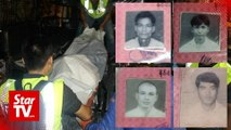 Four Myanmar workers killed in Penang landslide identified