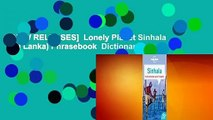 [NEW RELEASES]  Lonely Planet Sinhala (Sri Lanka) Phrasebook  Dictionary