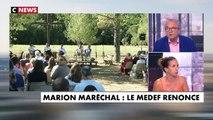 Marion Maréchal et Ivan Rioufol traités 20 fois d'extrême droite en un matin
