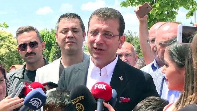 İstanbul Büyükşehir Belediye Başkanı İmamoğlu - Kaftancıoğlu hakkındaki dava - İSTANBUL