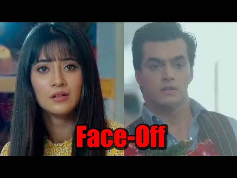 Yeh Rishta Kya Kehlata Hai: Kartik and Naira's face-off at the exhibition