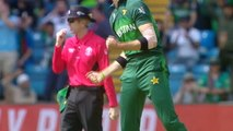 Shaheen strikes in eventful first over