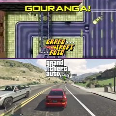 GAMINGbible Presents: Grand Theft Auto Evolution