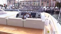 2019 Comitti Isola 33 Boat - Walkaround - 2018 Cannes Yachting Festival