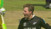 Guptill takes stunning catch to remove Smith