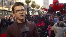 'Spider-Man: Far from Home' Premiere: Tom Holland