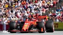 """GP d'Autriche : """"Leclerc a tout pour s'imposer"""" estime Tambay"""