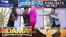 Anne Curtis gets shocked on what Vice Ganda did to BidaMan contestant Joshua | It's Showtime BidaMan