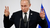 Putin Says That Elton John Was 'Mistaken' About LGBT Rights In Russia