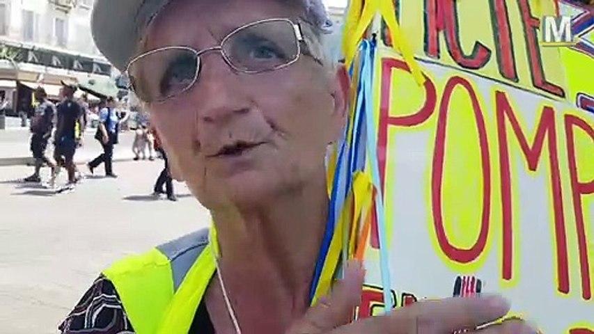 À Marseille, les Gilets jaunes voient l'été comme une opportunité pour reprendre leur souffle
