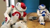 Qu'est ce qu'un robot intelligent comme Pepper et Robot Romeo ?