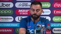 India's Virat Kohli pre England