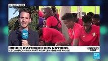 CAN-2019 : Cameroun - Ghana, choc du groupe F de la Coupe d'Afrique