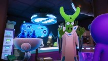 Trover saves the Universe Trailer