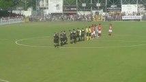 UR Namur-Standard 29 juin 2019: la montée des joueurs