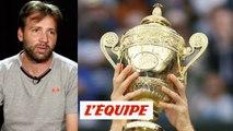 Julien Reboullet «Le tournoi le plus inaccessible» - Tennis - Wimbledon