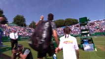 Taylor Fritz beats Sam Querrey in an all-American Eastbourne final