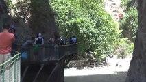 Saklıkent Kanyonu kesin korunacak hassas alan ilan edildi