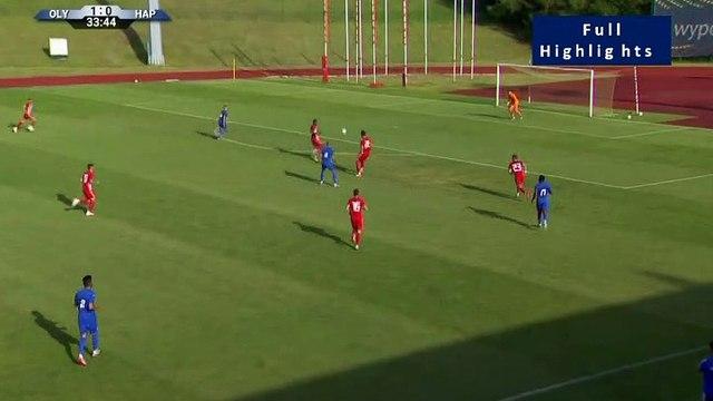 1-1 Ben Sahar Goal-  Olympiakos  1-1 Hapoel Beer Seva 29.06.2019