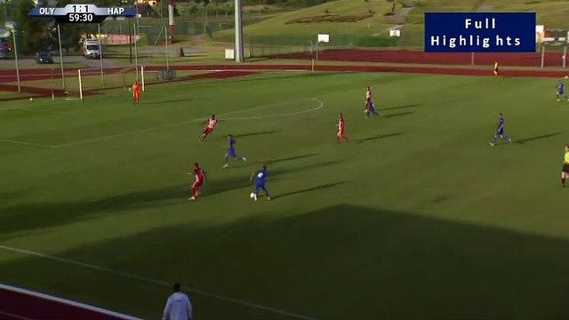 1-2 Nigel Hasselbaink Goal - Olympiakos 1-2 Hapoel Beer Seva 29.06.2019