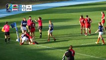 REPLAY DAY 1 ROUND 3: 2/2 - RUGBY EUROPE WOMEN'S SEVENS GRAND PRIX SERIES 2019 - PARIS- MARCOUSSIS (4)