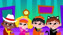 Halloween Songs Special | Trick or Treat | Baby Shark Dress Up | 5 Little Puppies by Little Angel