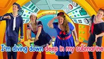 Sing Along - Submarine - Kids Song with Lyrics-