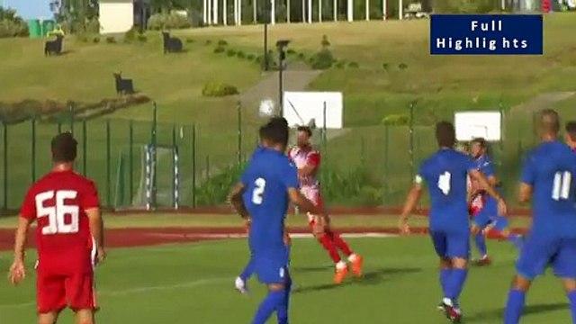 Olympiakos 2-2 Hapoel Beer Seva - Highlights 29.06.2019