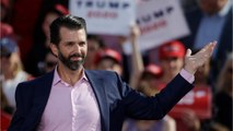Donald Trump Jr. Shares Tweet Questioning Kamala Harris' Identity