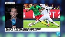 CAN-2019 : Cameroun - Ghana, un choc qui n'a pas tenu ses promesses (0-0)