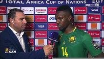 """Cameroun - Mandjeck : """"On a eu le contrôle du match"""""""
