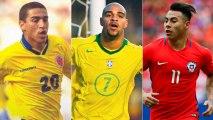 Veja os artilheiros de cada edição da Copa América neste século