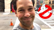 Ghostbusters 2020 - Paul Rudd Has Accepted The Call