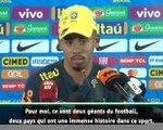 """Copa America - Gabriel Jesus : """"Le Brésil aura plus de pression que l'Argentine"""""""