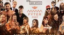 AEW Fyter Fest 2019 Wrestling PPV Show With Jim Cornette