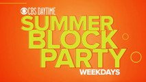 CBS Daytime - Summer Block Party - Promo in HD