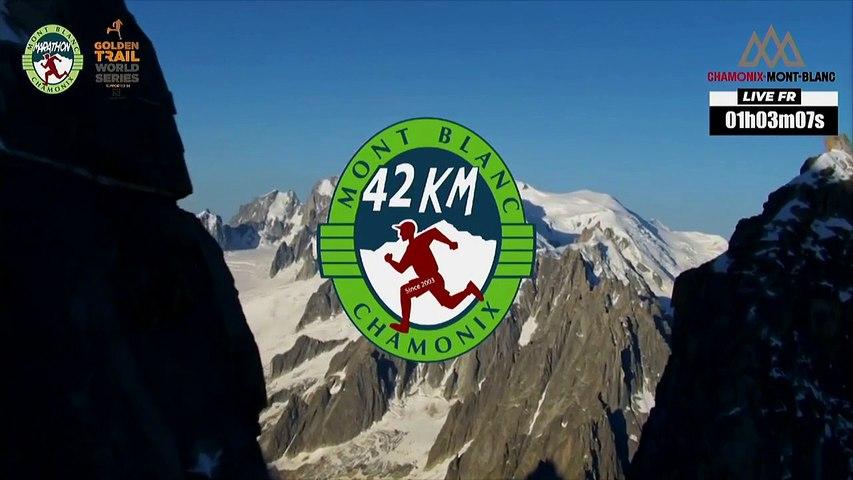 LIVE Français Marathon du Mont-Blanc 2019 Chamonix