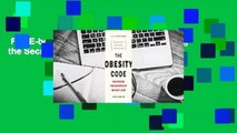 Full E-book  The Obesity Code: Unlocking the Secrets of Weight Loss  Review