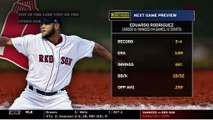 Eduardo Rodriguez Gets Start In Series Finale Vs. Yankees In London