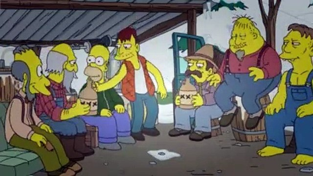 The Simpsons Season 21 Episode 7 Rednecks and Broomsticks